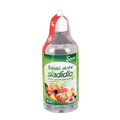 Stevia ® - tekuté sladidlo 200 ml