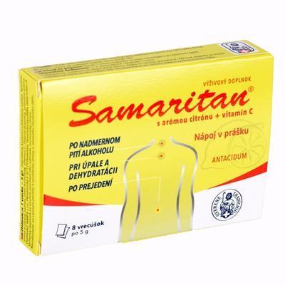 Samaritan citrus - 8 x 5 g