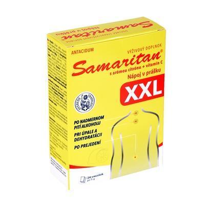 Samaritan citrus XXL - 24 x 5g